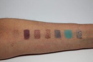 More Swatches from the Cool Palette