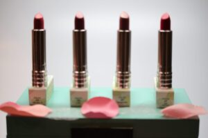 """Clinique """"Kiss The Bride"""" Lipsticks"""