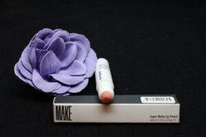 Make Lip Transformer to make your color matte