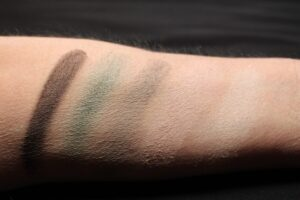 swatches from featherlight palette