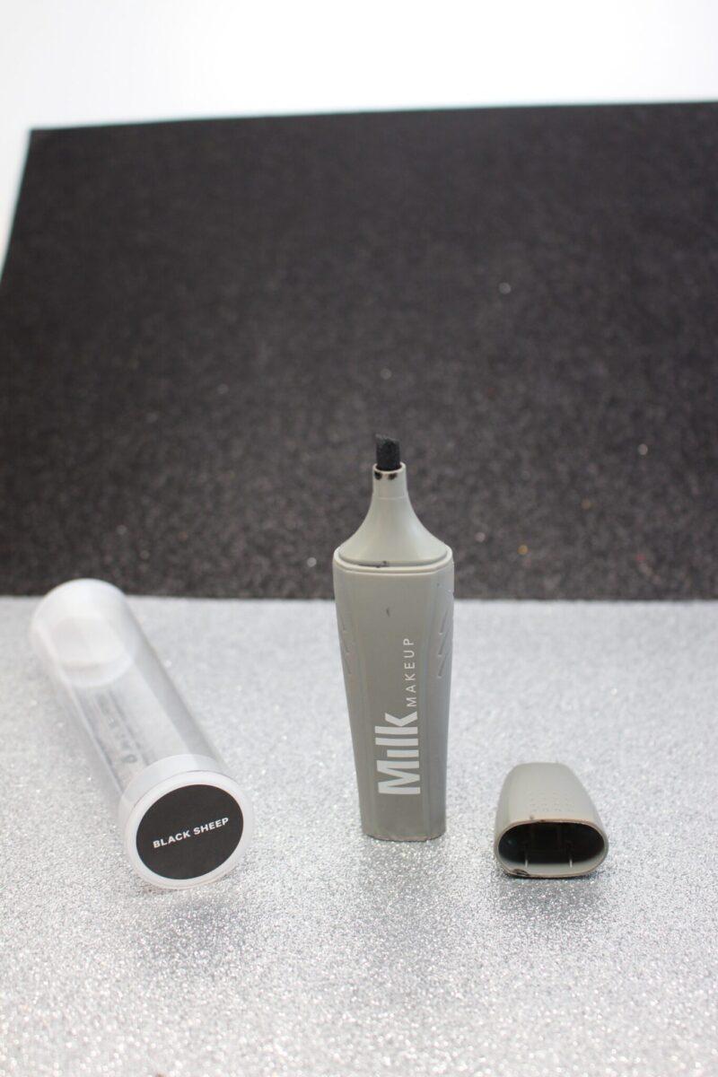 eye liner magic marker