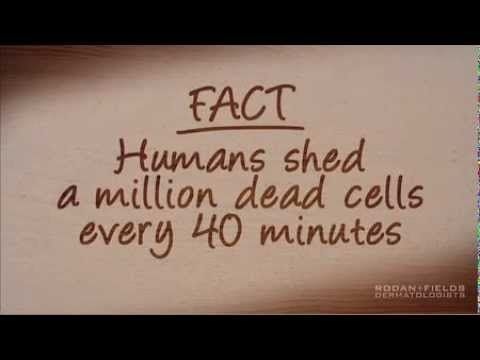 skin-fact-shed-millions-dead-cells-every-40-minutes