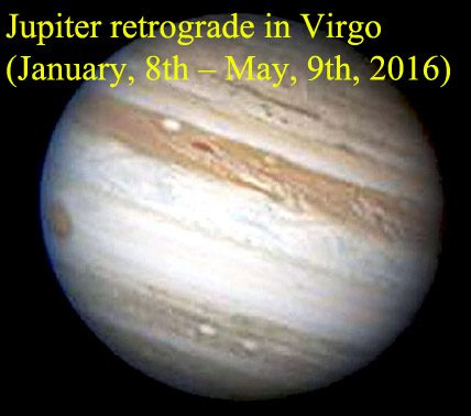 Jupiter outshines all the stars in the sky in May