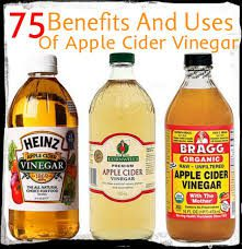 there are more than 75 ways to use apple cider vinegar