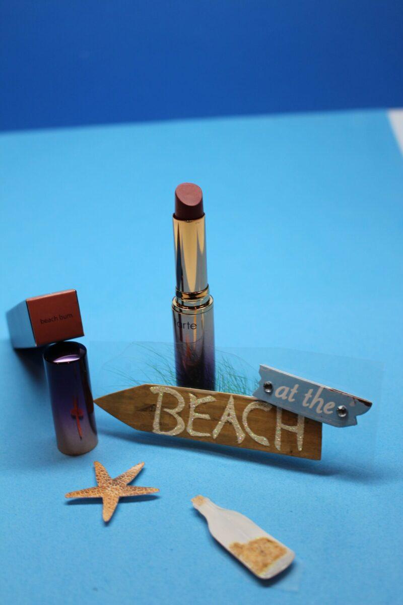 Tarte Rainforest of the Sea Drench Lip Splash Lipstick in Beach Bum