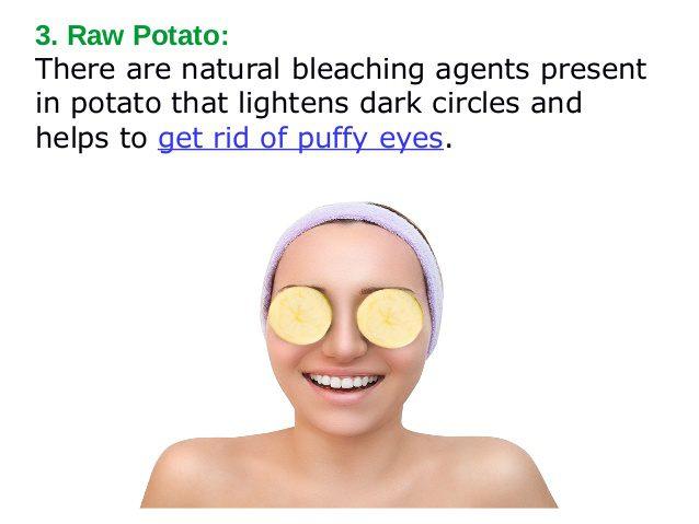How To Get Rid Of Dark Eye Circles Naturally