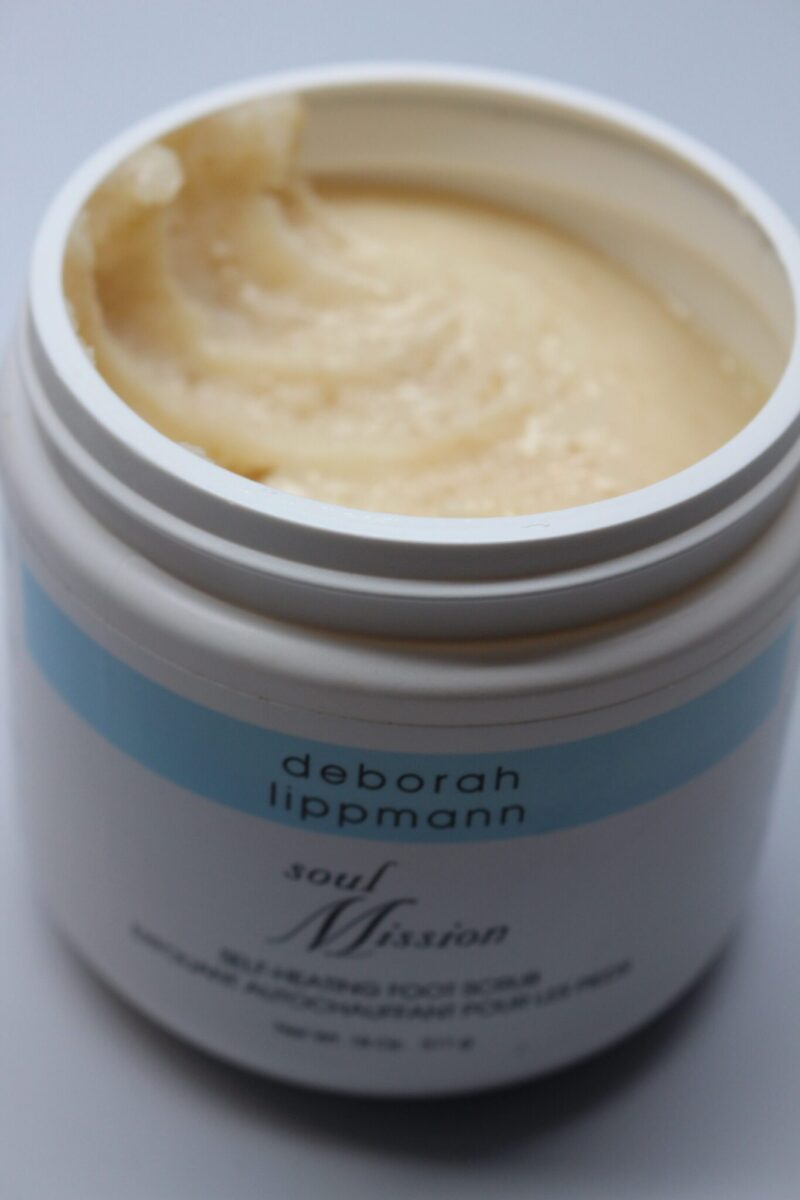 Deborah Lippman Soul Mission Self Heating Foot Scrub