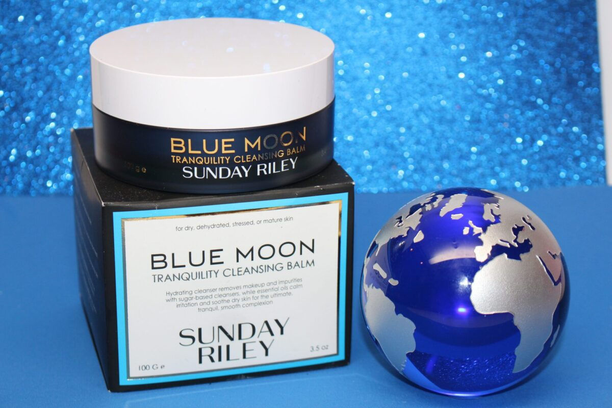 Sunday Riley is launching a new Tranquility Face Cleansing Balm