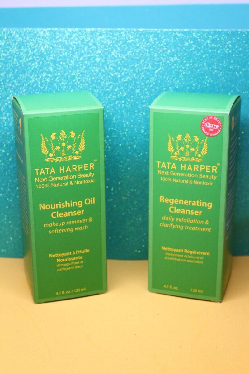 Tata Harper believes in Double cleansing, like K-Beauty
