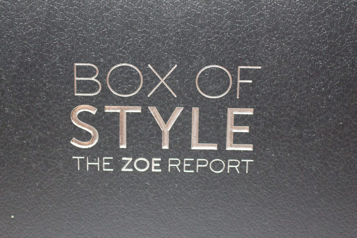 The Box of Style for Summer 2016