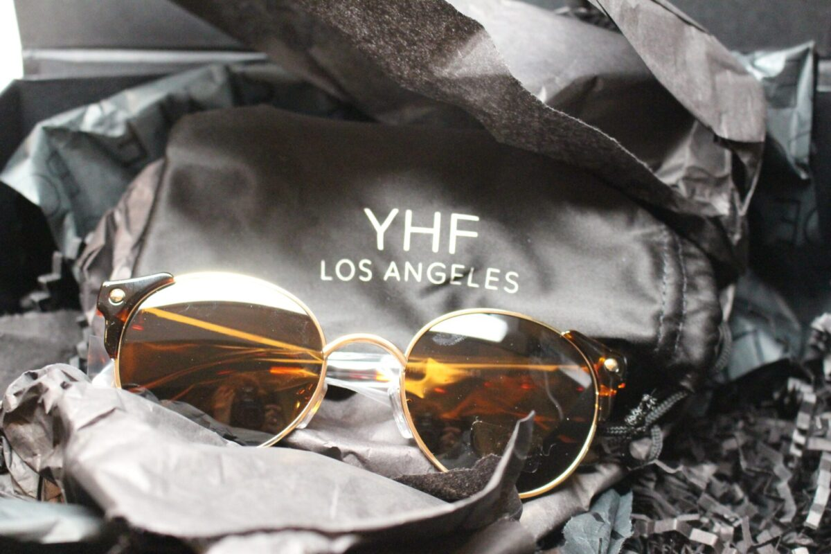 Next came the coolest sunnies!