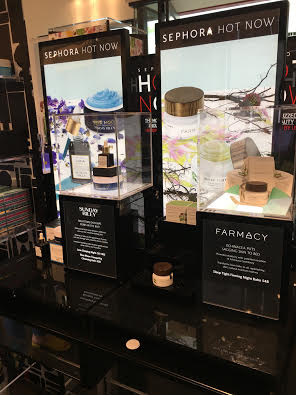 We are thrilled to tell you that Sephora has a whole section of new discovery brands!