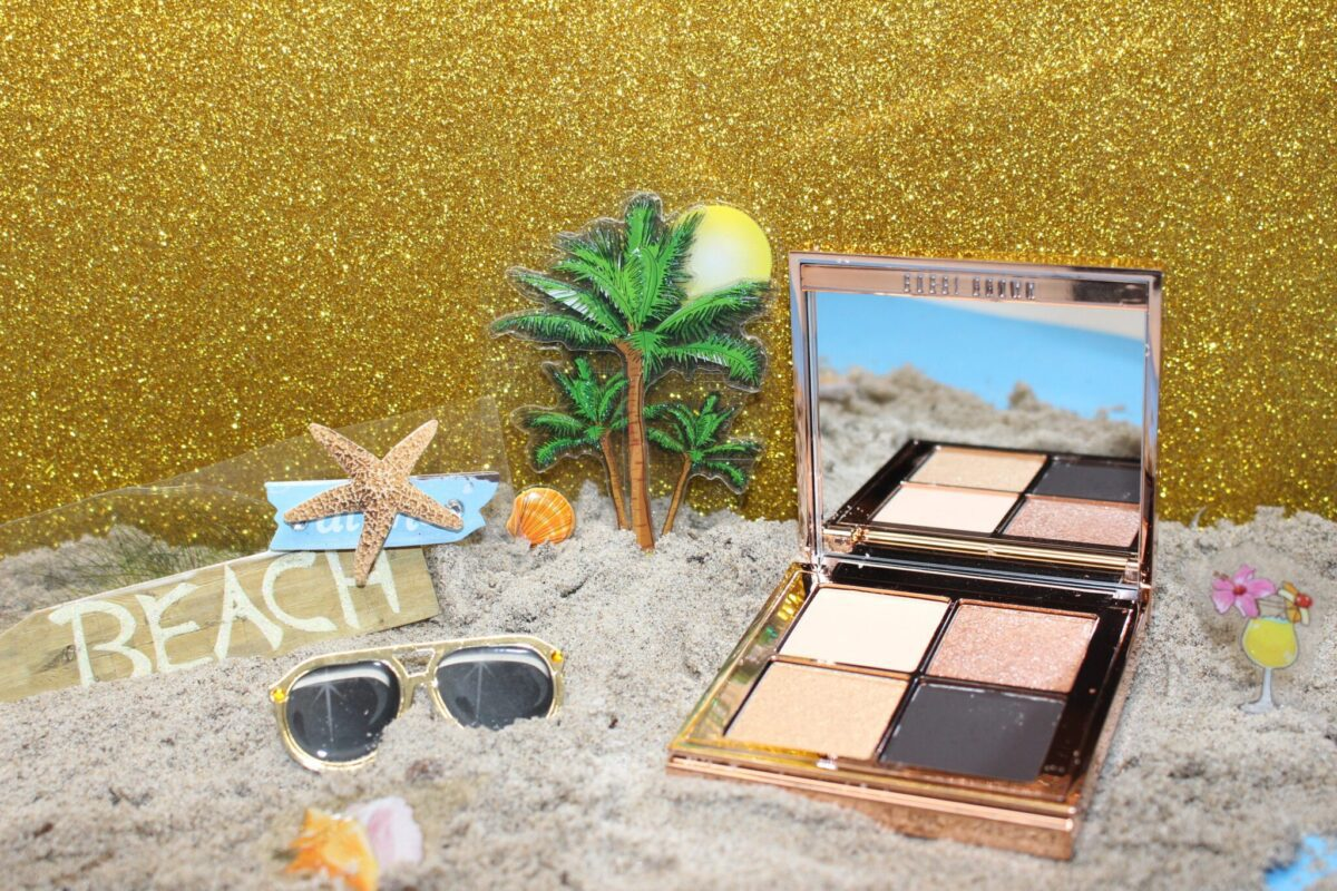 Sun-kissed Palette in Gold