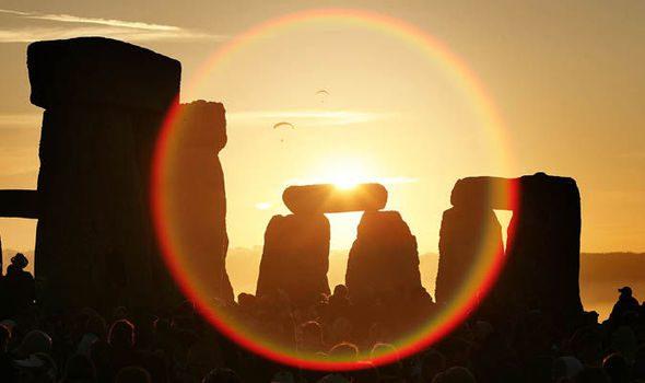 Was Stonehenge a Sun Temple?