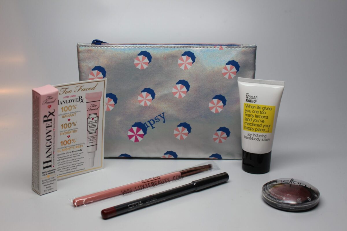 Ipsybag-eyeshadow-eyeshadowbrush-lipliner-primer-handandbodycream
