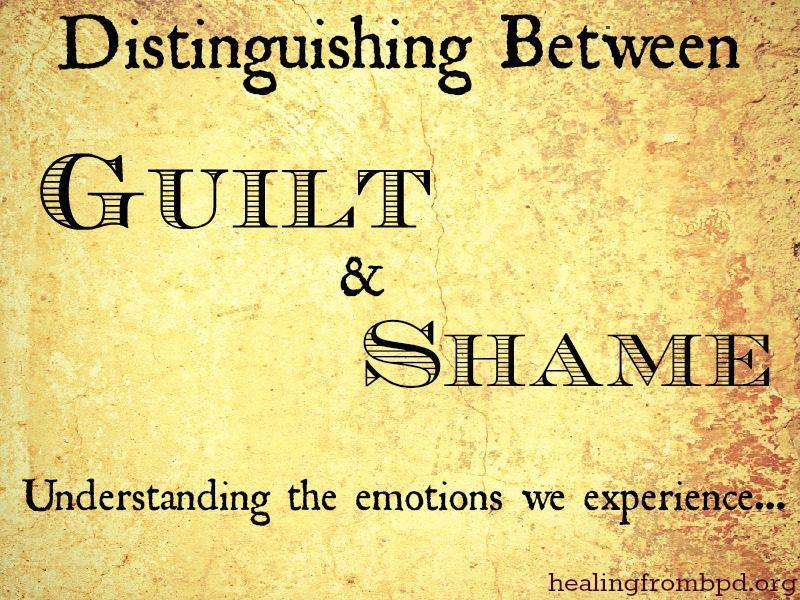 LifeLessons-distinguiqhbetween-guilt-shame