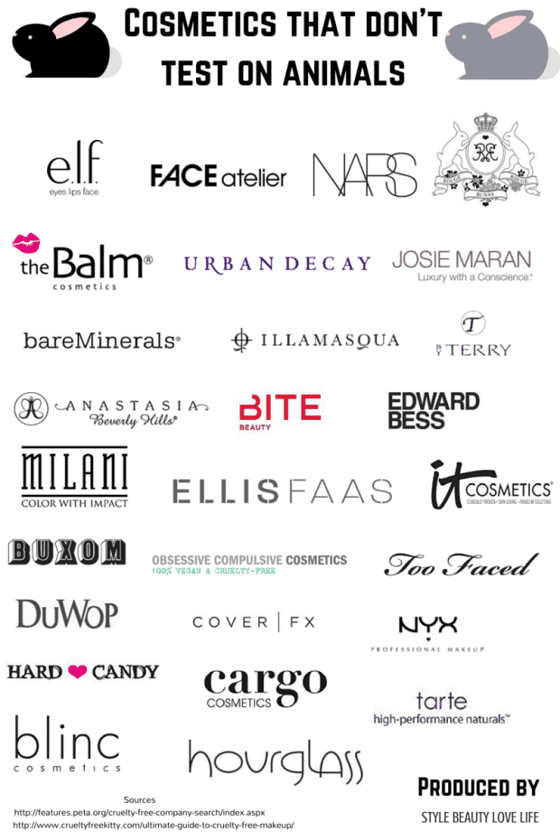 Makeup Brands: Buy Cruelty Free Cosmetic Products