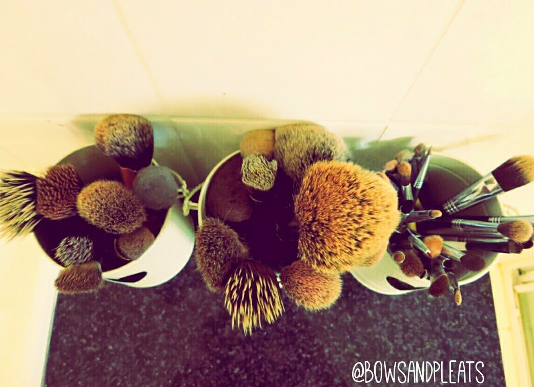 Tuesday 39 s tip clean your makeup brushes or else Can a dirty house make you sick