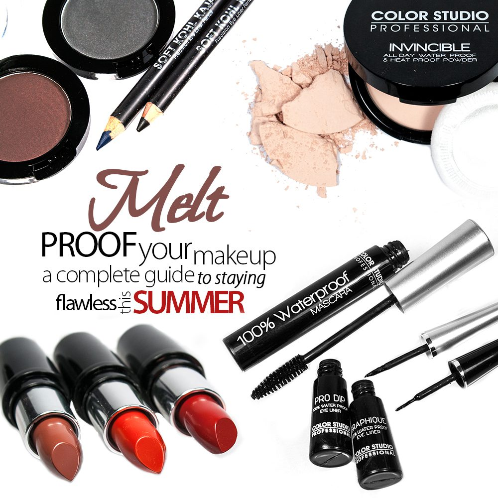 Tuesday Tip : Prevent Makeup Meltdown In Scorching ...