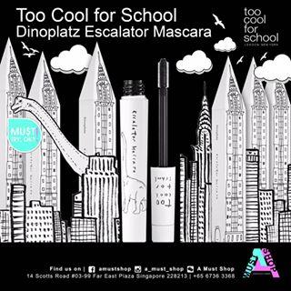 Too Cool For School Dinoplatz Escalator Mascara - Potpourri of Whatever