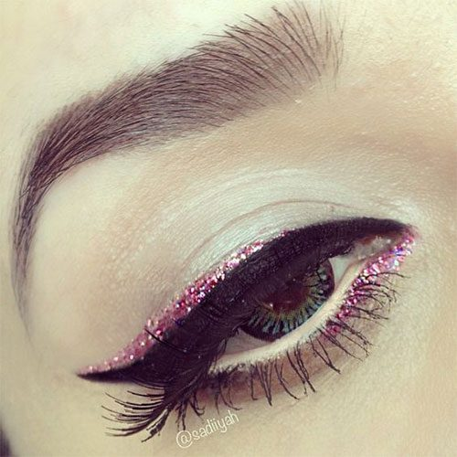 intergalactic shimmer eye