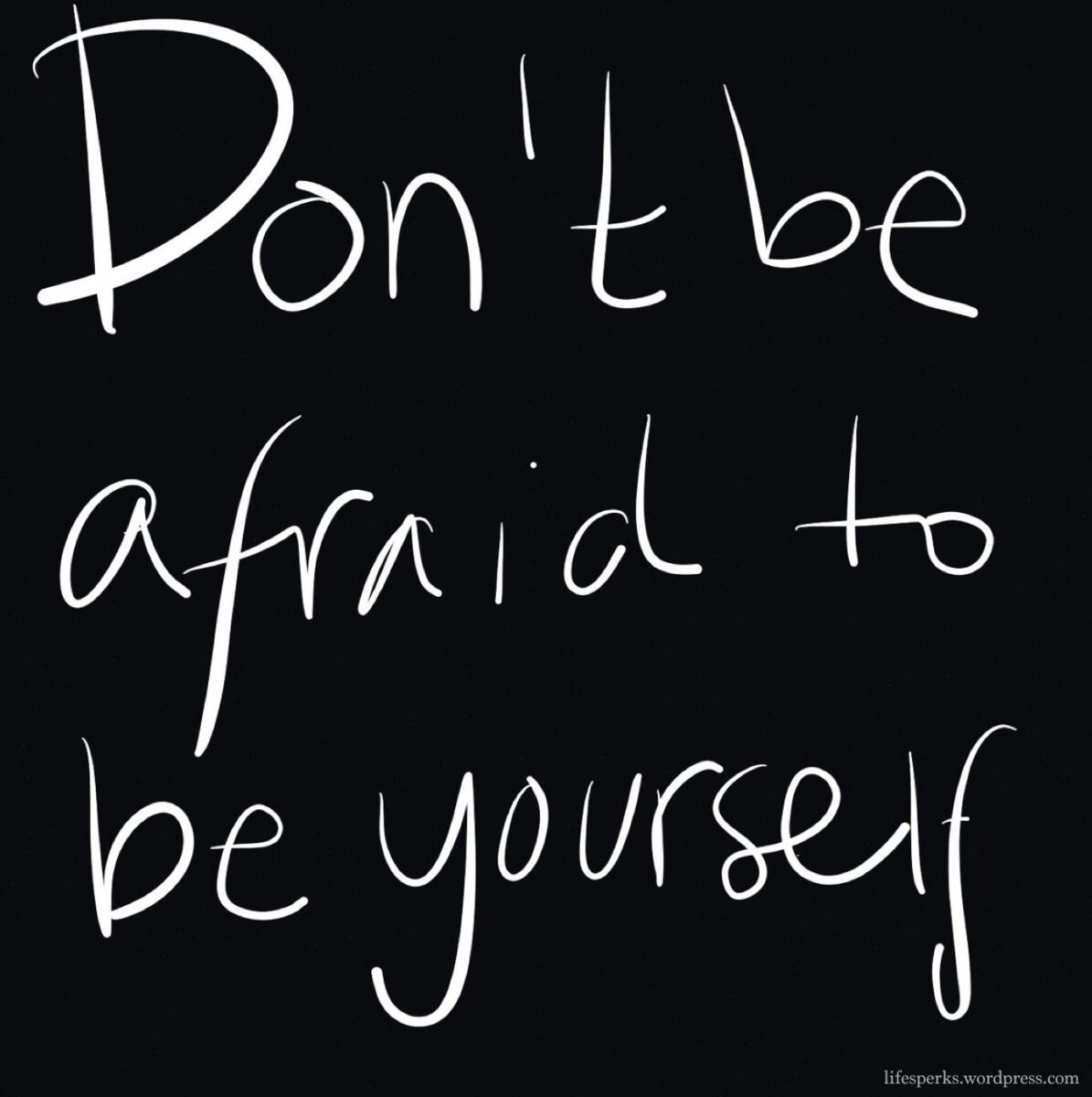 inspiration don t let others judge you be yourself