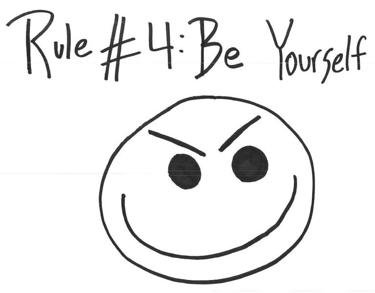 inspiration-rule-4-be-yourself