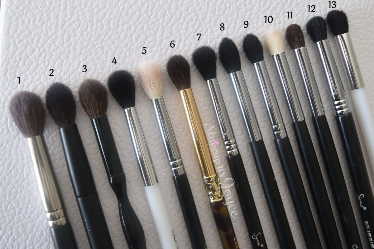 Tuesday Tip Why We Need These Seven Makeup Brushes