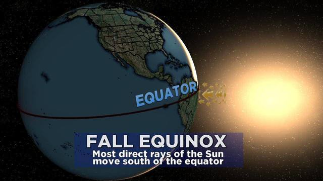 Official Beginning Of Fall: The Official Start Of Autumn Has