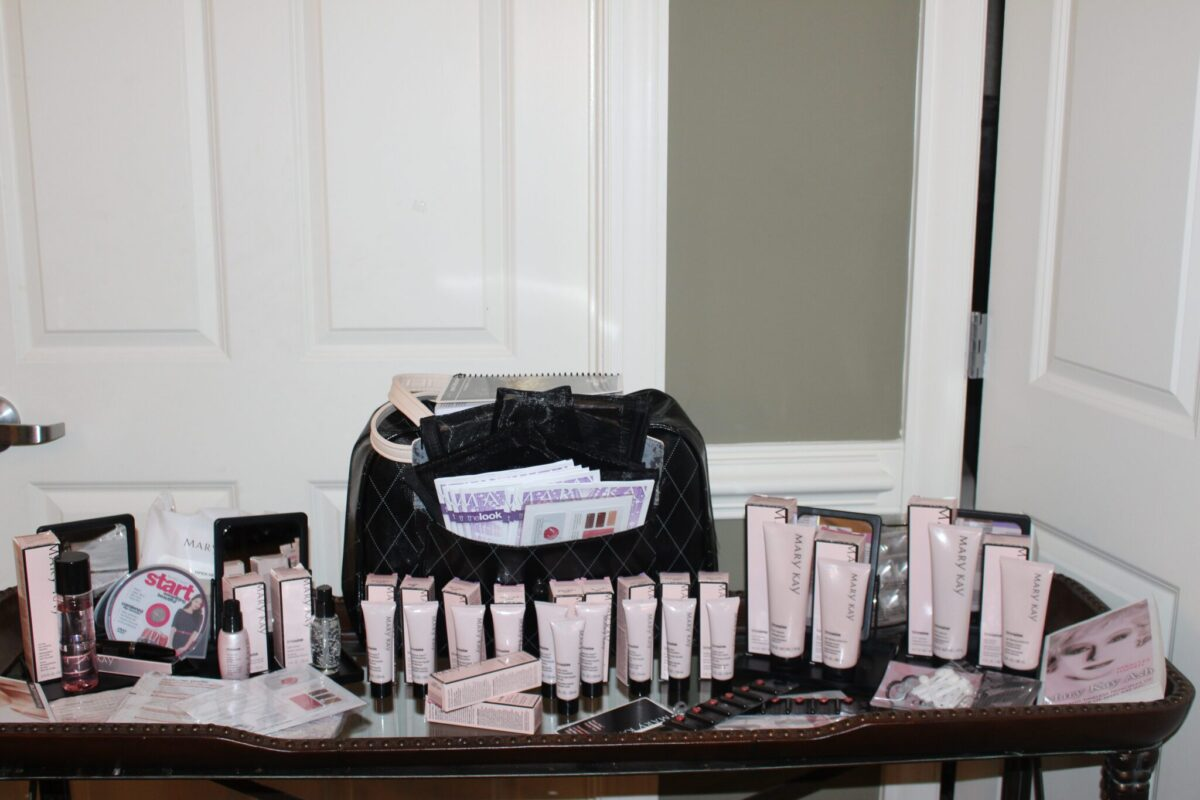 The various skincare systems Mary Kay offers