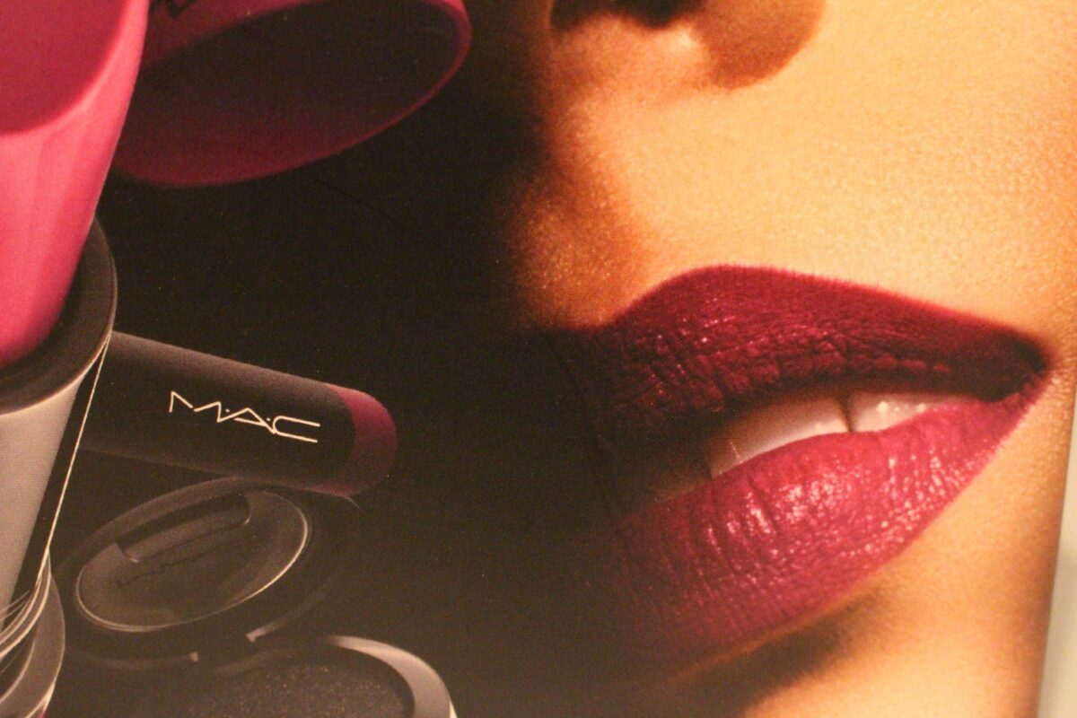 Purple-toned lipstick is the inspiration for the Girl Band Glam Box.