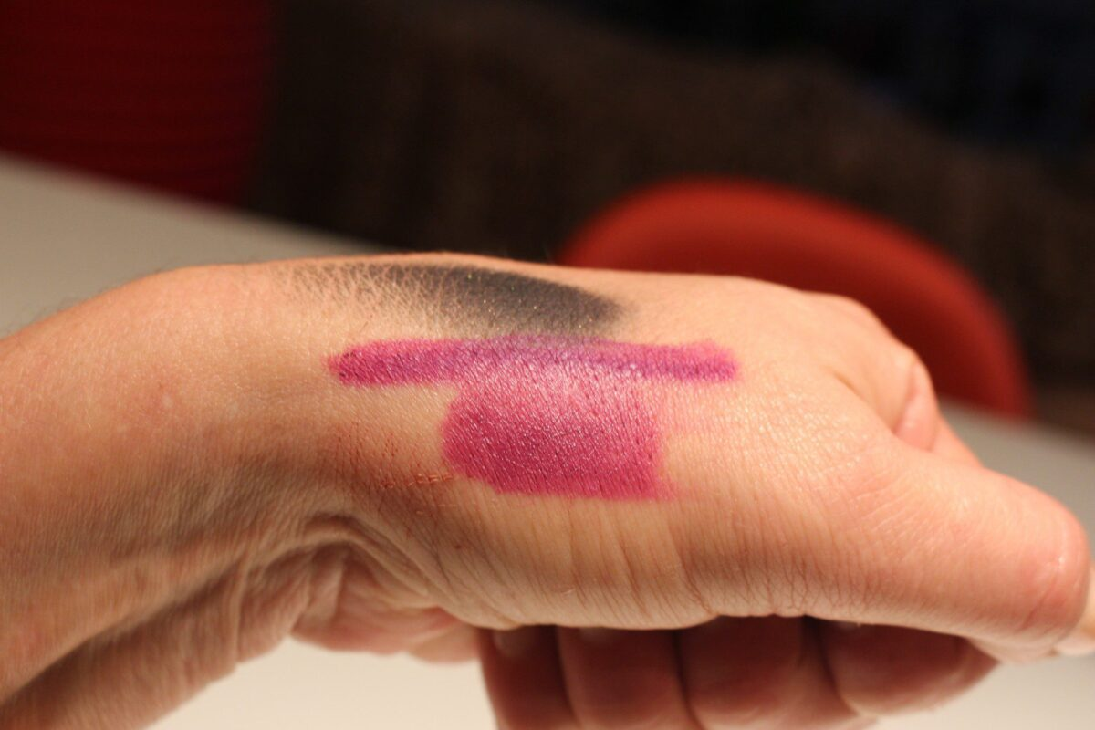 Swatches from Girl Band Glam