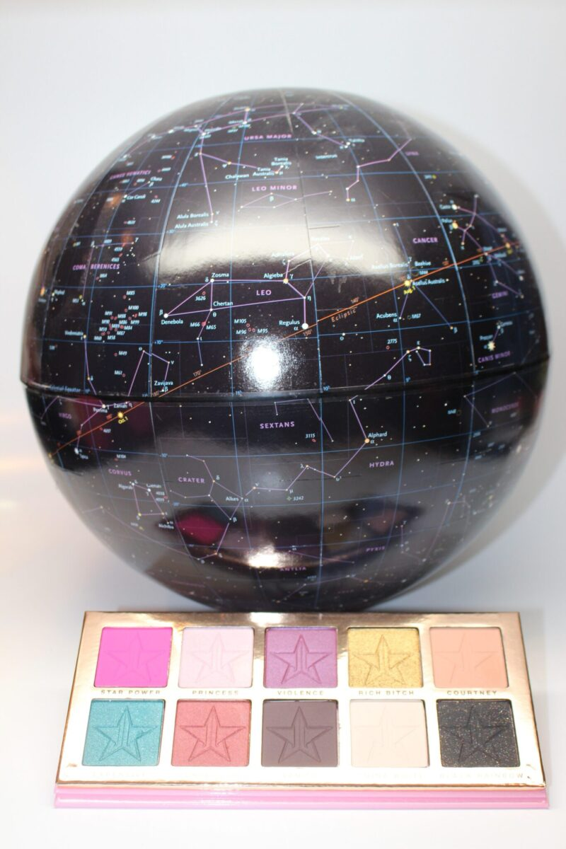 Jefree Star Beauty Killer Palette -a constellation unto itself!