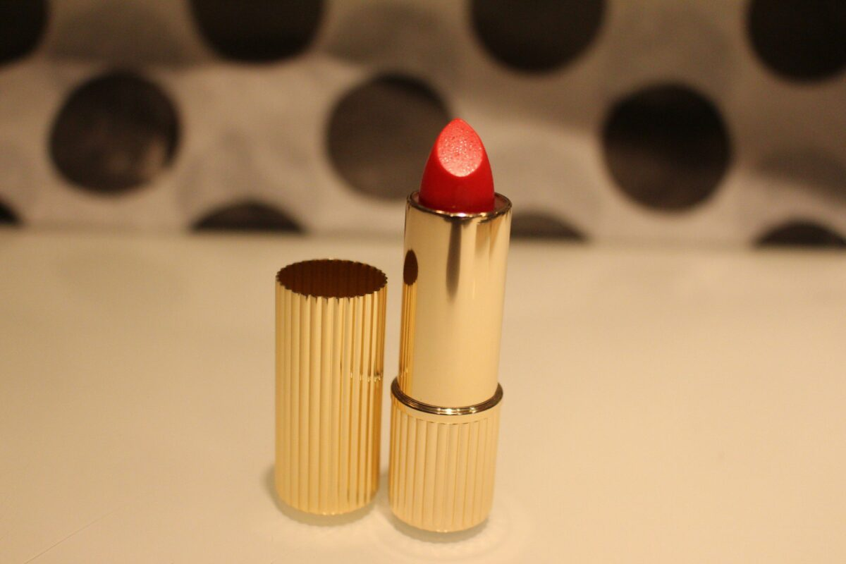 The other lipstick in the collection is called Chilean Sunset