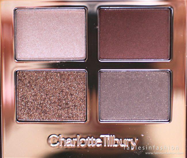 Luxury eye shadow palette The Dolce Vita