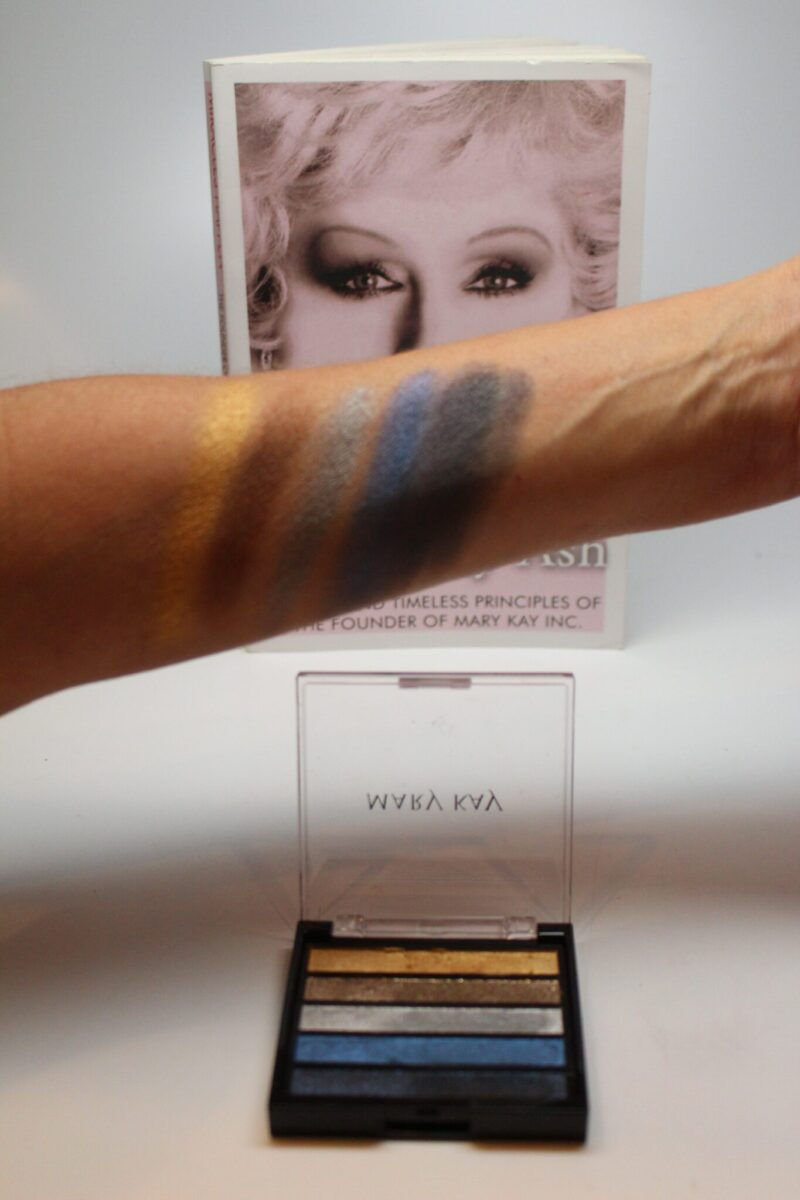 Mary Kay Rock The Runway Palette and Swatches