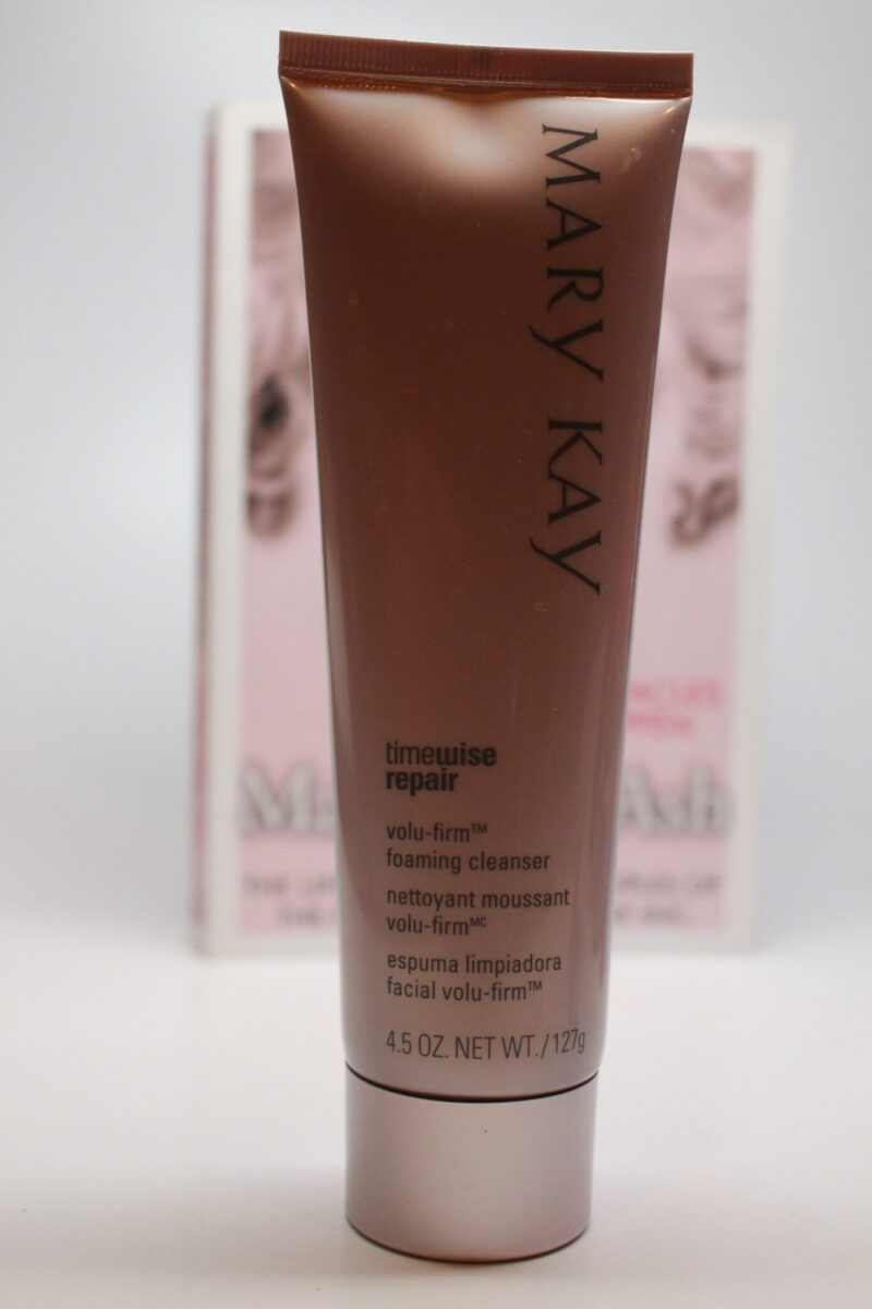 Mary Kay Volu-firm foaming cleanser