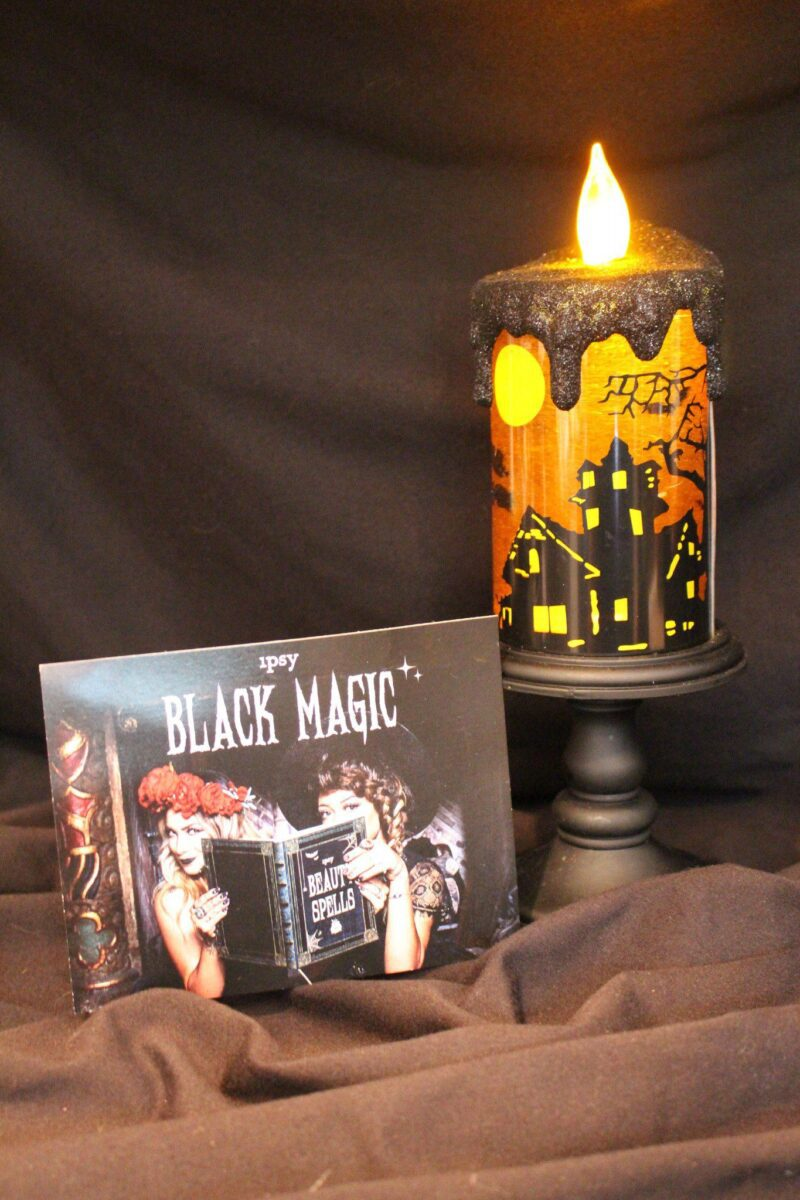 Black Magic - Perfect for the month of October!