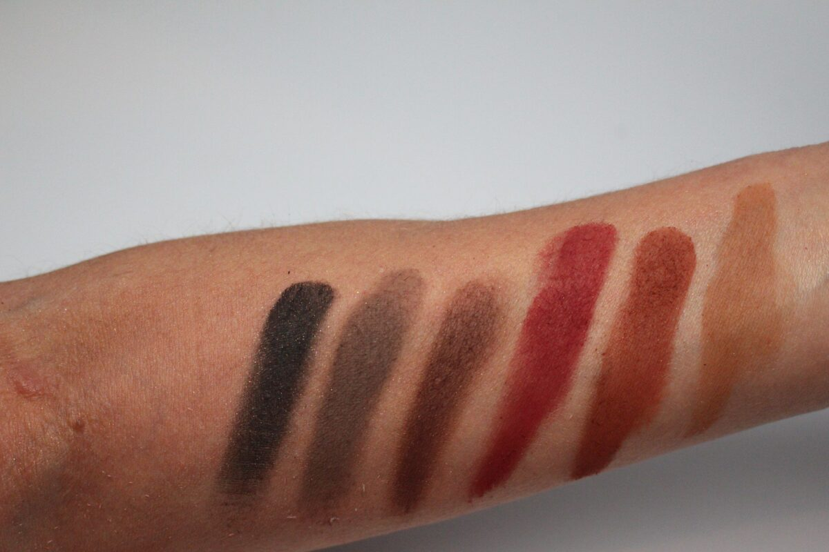 Black Truffle, Suede, Coco, ManEater, Henna, Sandlewood