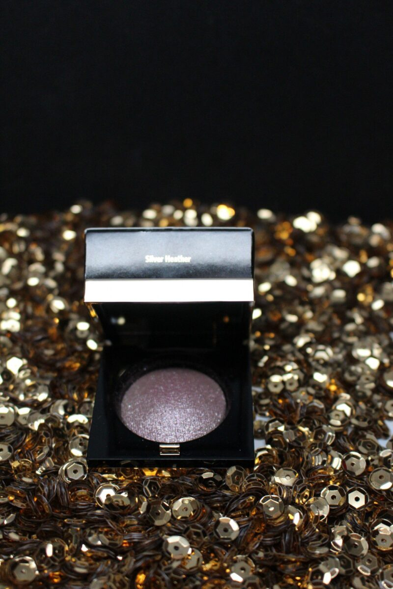 Bobbi Brown Sequin Shadow in Silver Heather