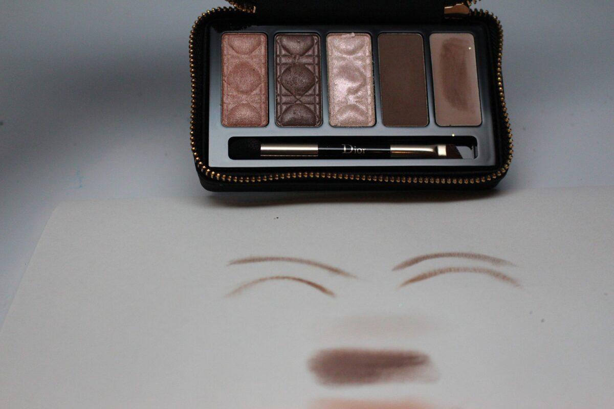 Dior Glow Designer Nude Glow Palette | Glambot.com - Best