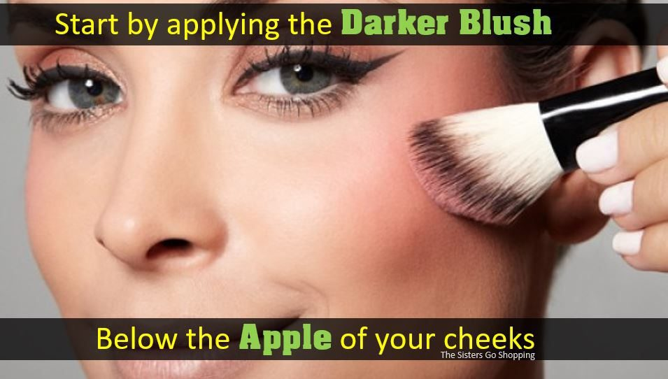 Draping-start-by-applying-darker-blush-below-the-apple-of-your-cheeks