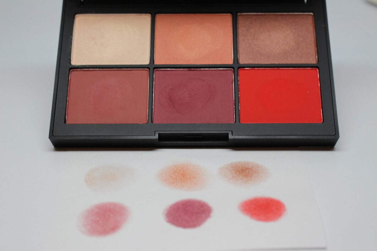 Narcissist-swatches-limitededition-five-new-limited-shades-blush palette-unfiltered1