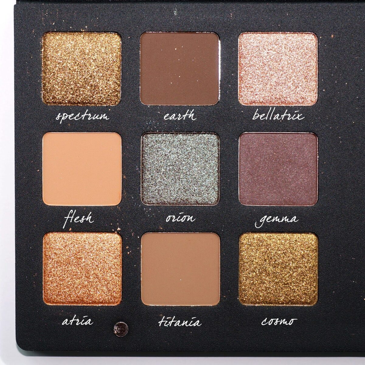 natasha denona new star palette star inspired eyeshadows