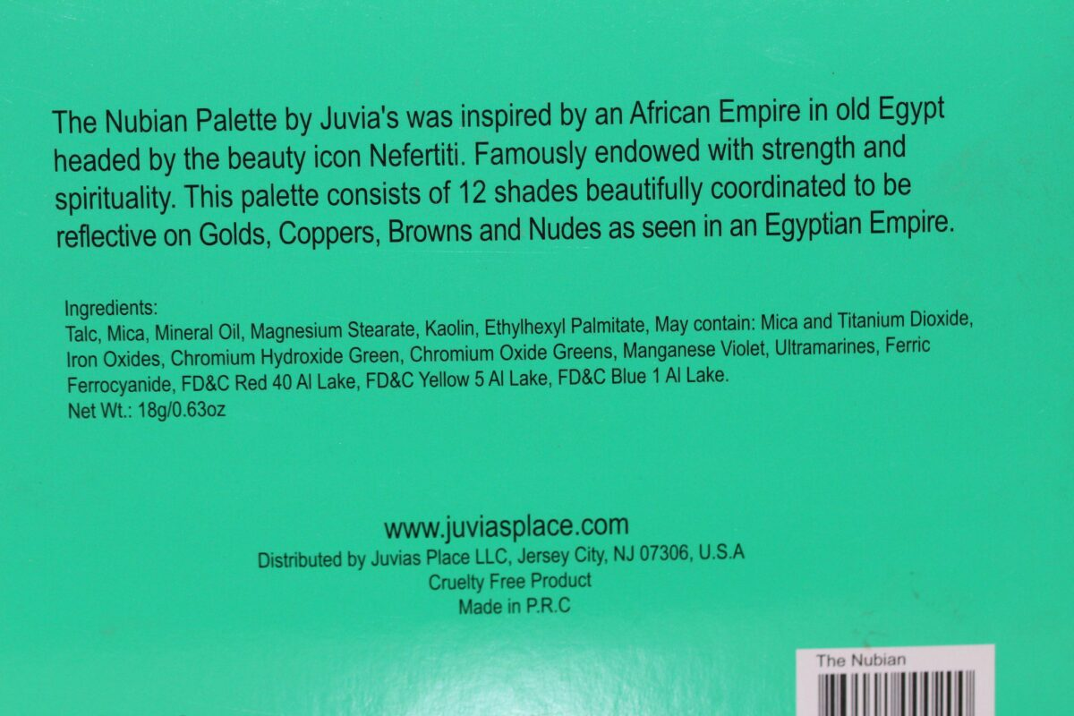 Juvia's-The-Nubian-by-Juvia's-eyeshadow-palette-12-shades-refkectuve-golds-coppers-browns-nudes-shades-egyptian-empire-under-queen-nefertiti