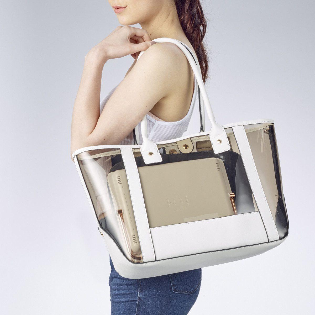 Spotlite HD Makeup Mirror LED Folds Up Laptop