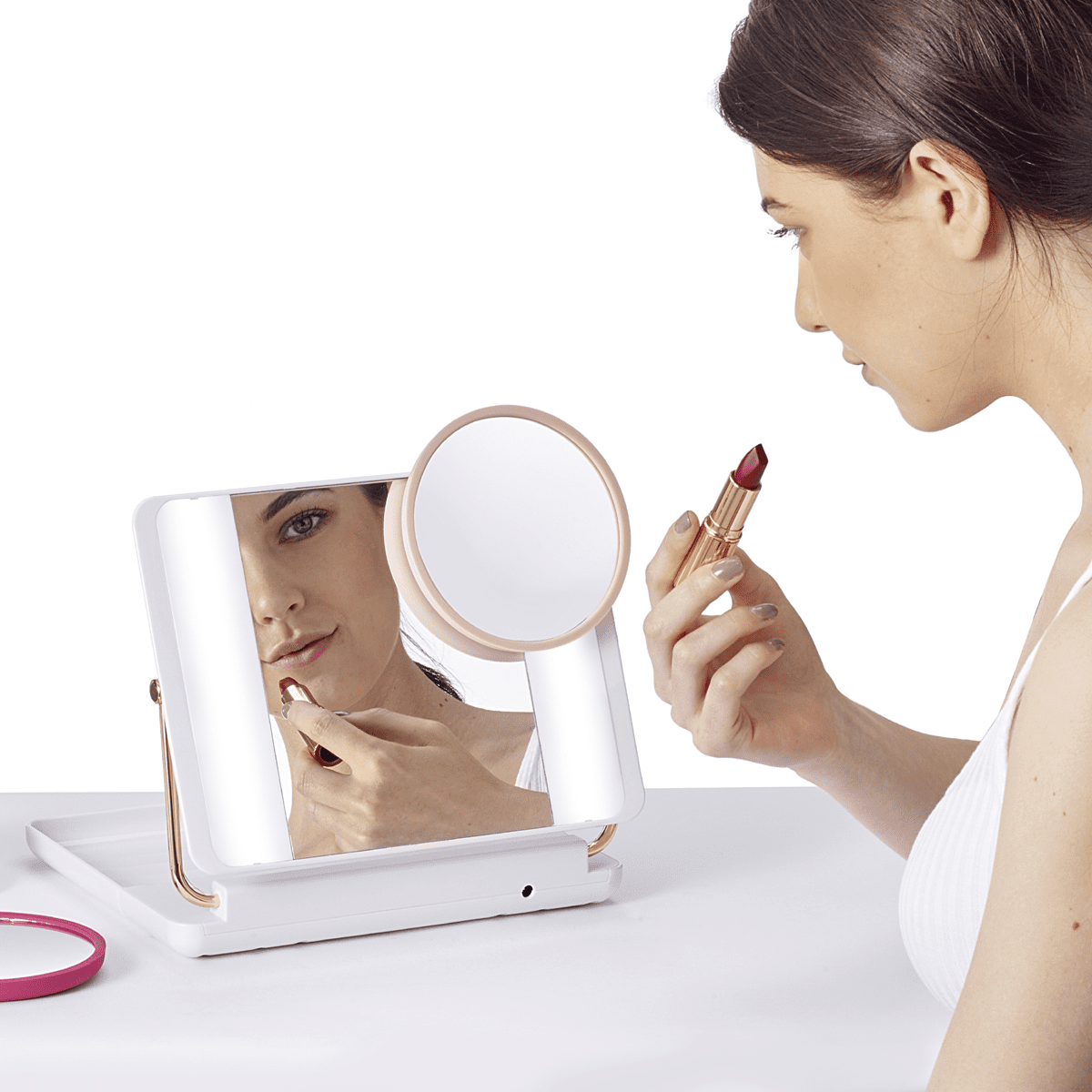 Joi Spotlite Hd Professional Makeup Mirror For Perfect