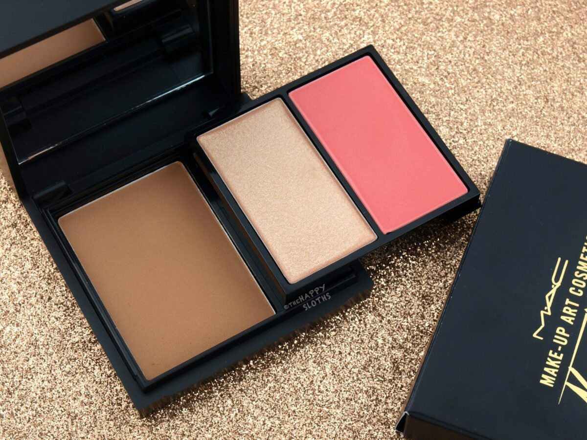 Mac Makeup Art Collection Kabuki