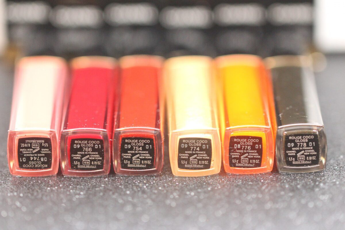 All Lip Glosses Are Not The Same : CHANEL ROUGE - COCO ...