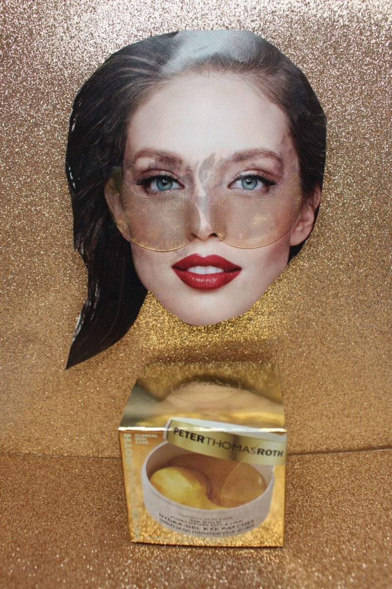 Peter-Thomas-Roth-24K-Gold-Pure-Luxury-lift-and-firmHydra-Gel-Eye-Patches